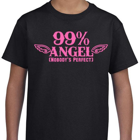 Design - 99% Angel (Nobody's Perfect)