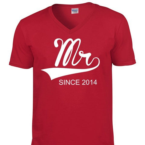 Design - Mr. Since (Adult Vneck)