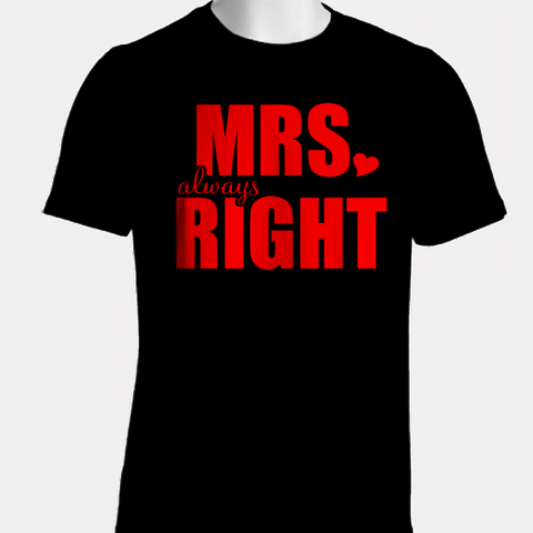 Design - Mrs. Always Right