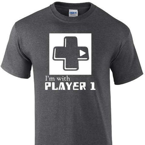 I'm with Player 1
