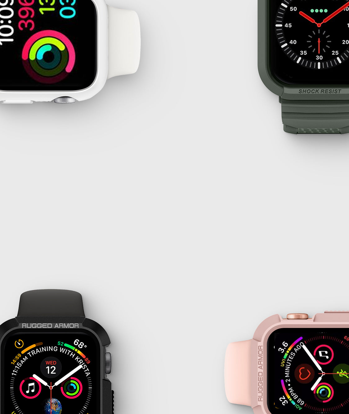 Apple Watch Series 5/4 Case Collection