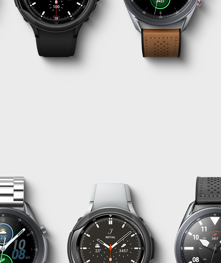 Galaxy Watch Series Case Collection