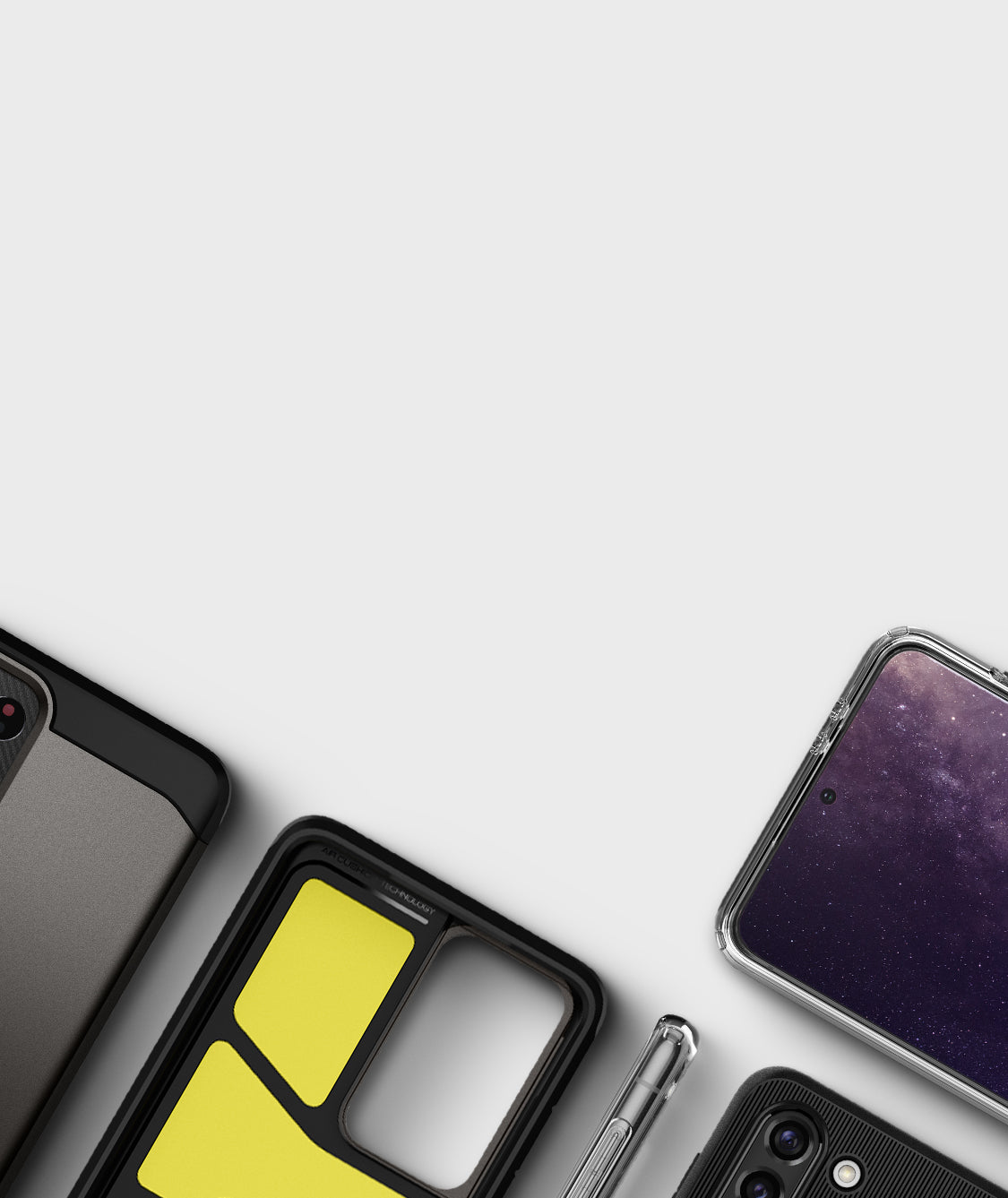Galaxy S21 Case Collection