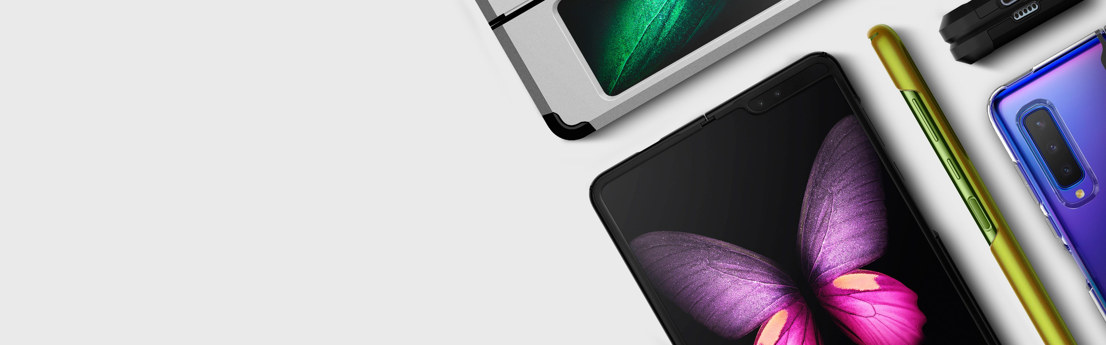 Galaxy Fold Case Collection