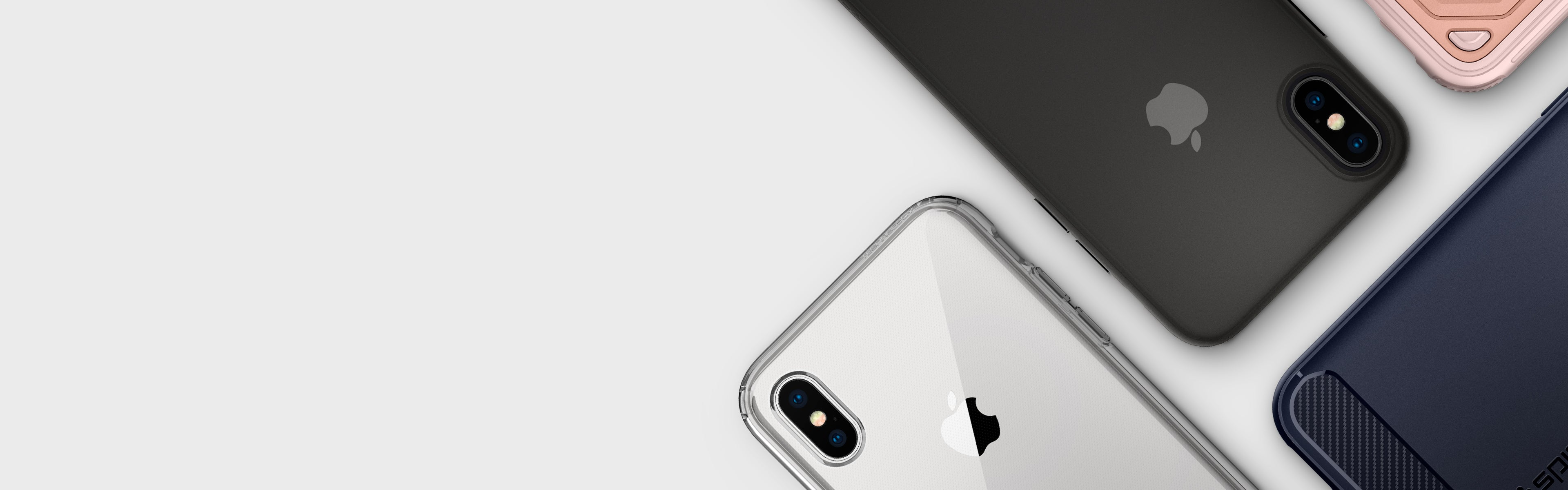 iPhone X Case Collection – Spigen Inc