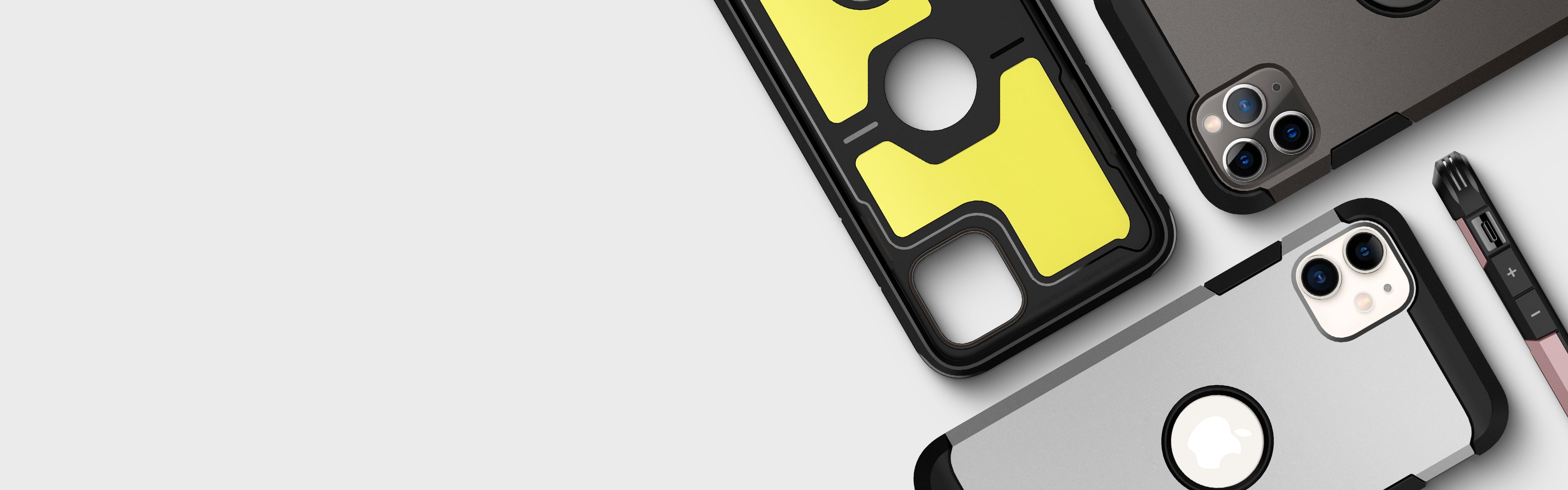 Pixel 4 / 4 XL Rugged Armor