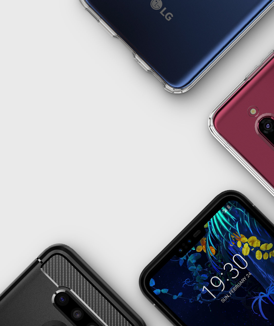 LG V40 ThinQ Case Collection