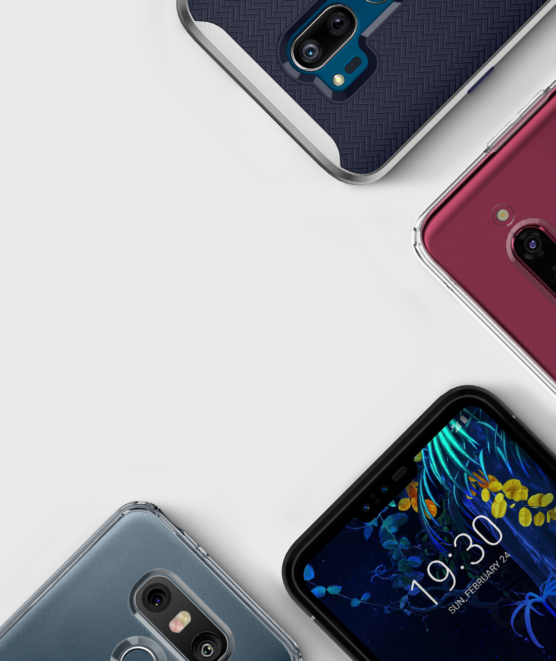 LG V50 ThinQ Case Collection
