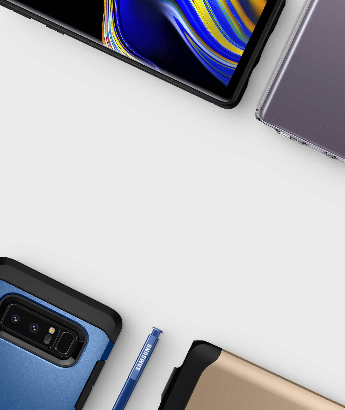 Galaxy Note 8 Case Collection