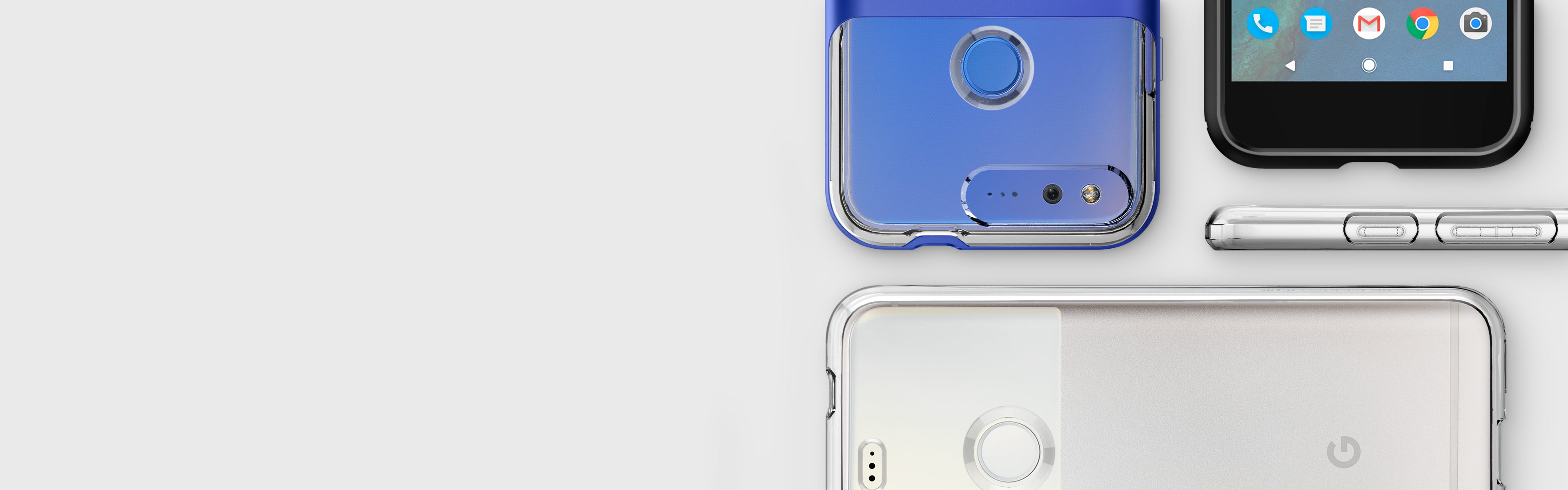 Google Pixel / XL Case Collection