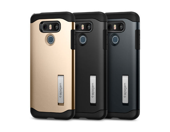 buy online 962a6 97db4 LG G6 Case Slim Armor – Spigen Inc