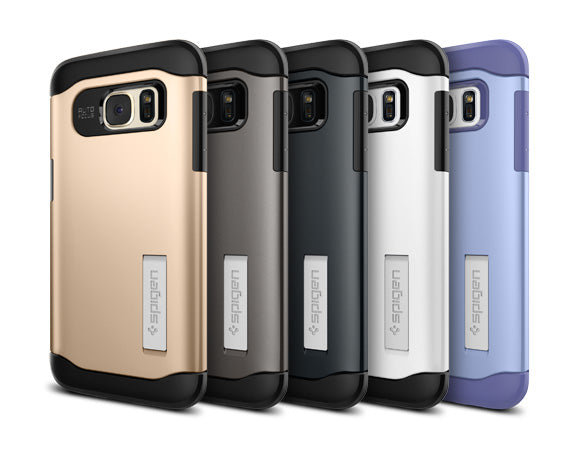 reputable site 530bd f8af0 Galaxy S7 Edge Case Slim Armor – Spigen Inc