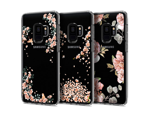 save off 4b2f2 0155b Galaxy S9 Case Liquid Crystal Blossom | Spigen Inc.