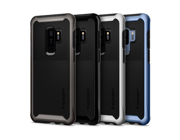 best authentic e5678 92101 Spigen Galaxy S9 plus Neo Hybrid Urban (Shiny Black)