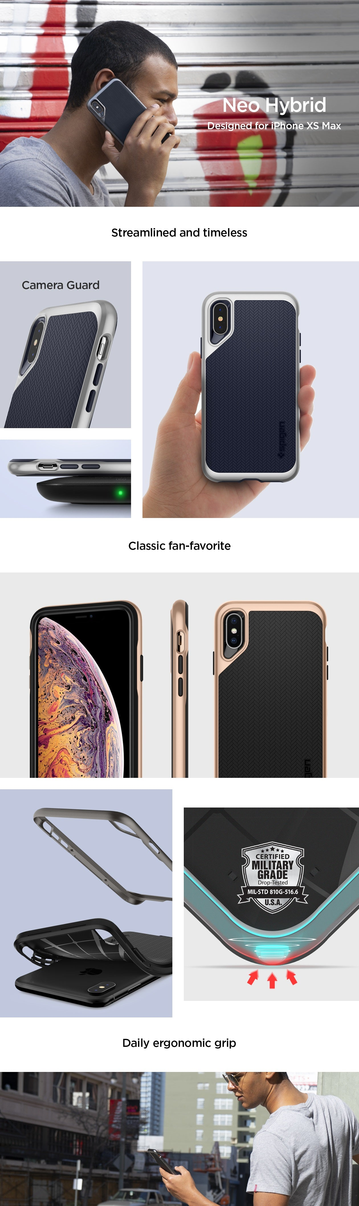 neo hybrid for iphone xs max