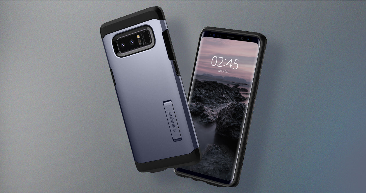 more photos b305b f844a Spigen Galaxy Note 8 Case Tough Armor | Spigen Inc.
