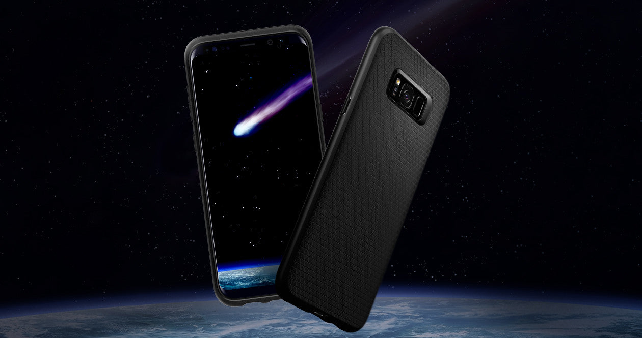 uk availability ce754 5112f Spigen | Liquid Air Armor - Back Cover For Galaxy S8