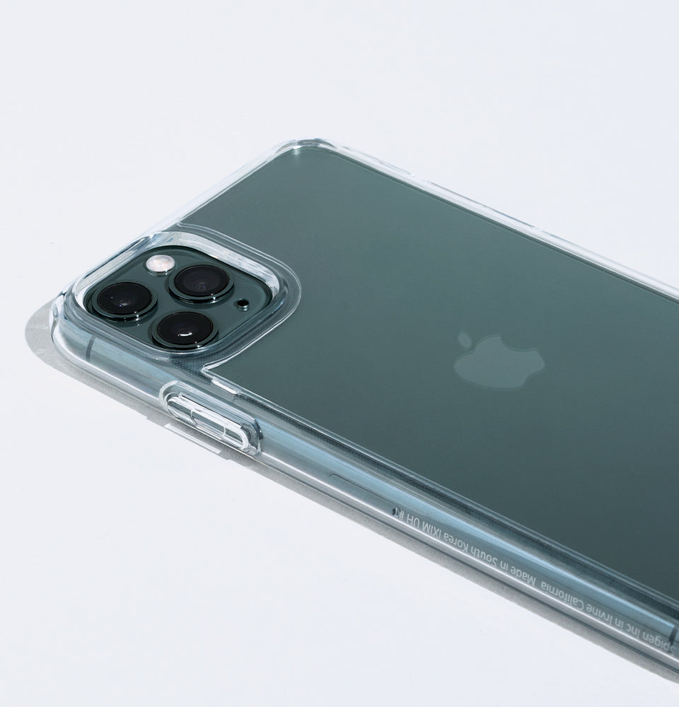 Crystal Clear Front LED Visible Spigen Ultra Hybrid Designed for Airpods Case Cover for Airpods 1 /& 2