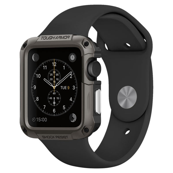 Apple Watch Series 3 2 1 42mm Case Tough Armor Spigen Inc