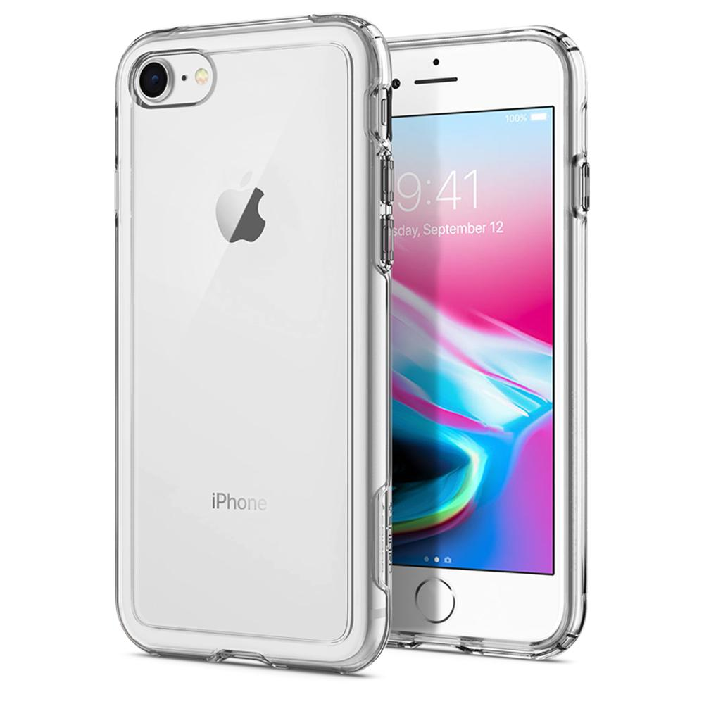 iphone 8 case slim armor crystal spigen inc. Black Bedroom Furniture Sets. Home Design Ideas