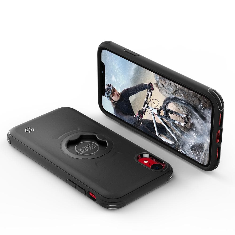 Gearlock iPhone XR Bike Mount Case