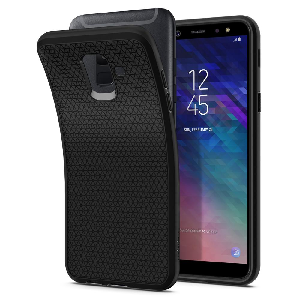 Galaxy A6 (2018) Case Liquid Air