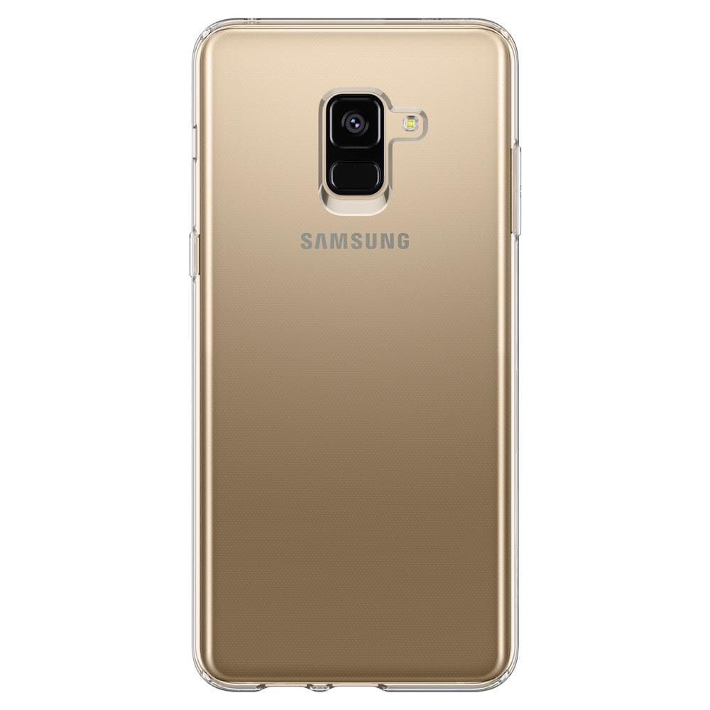 Galaxy A8 Plus (2018) Case Liquid Crystal