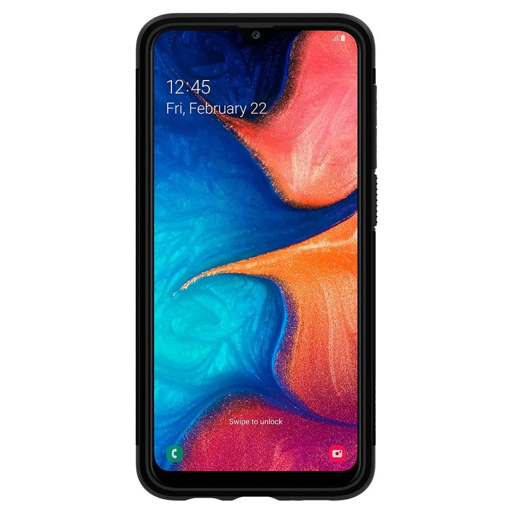 Galaxy A20 Case Slim Armor