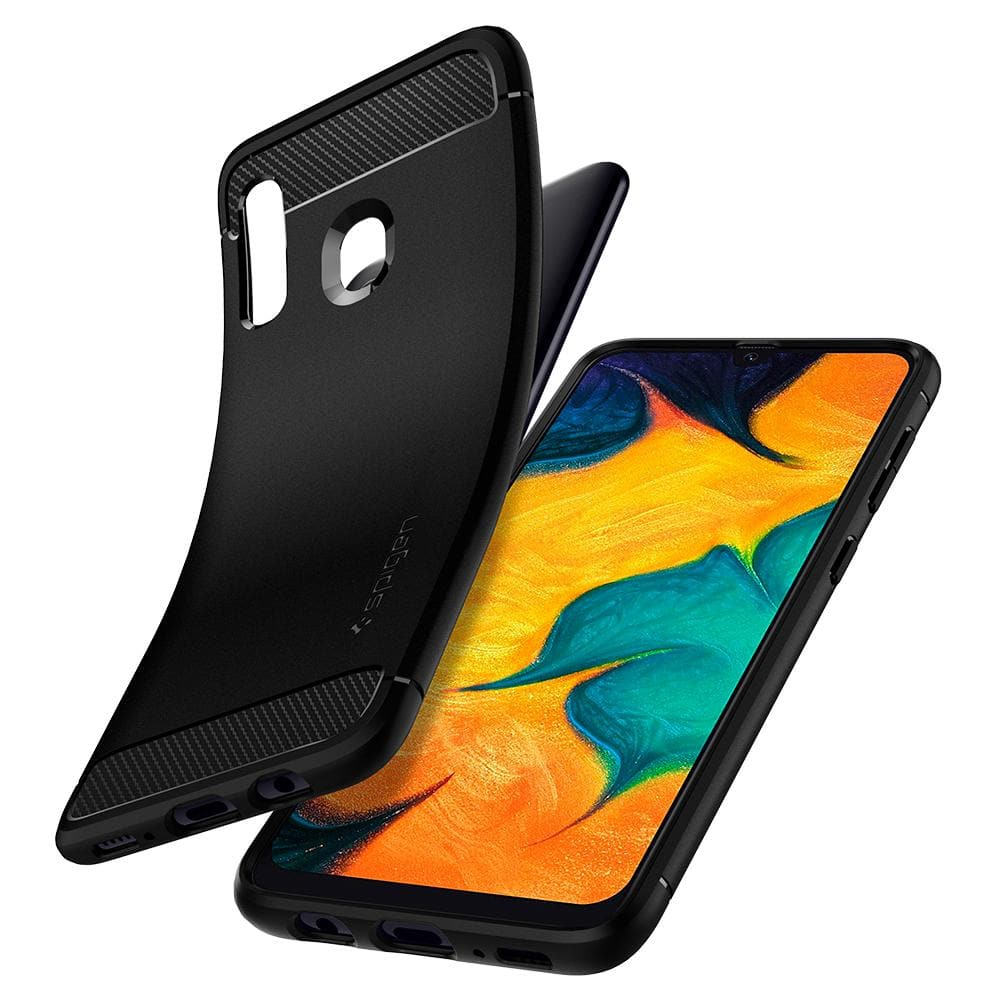 Galaxy A30 Case Rugged Armor