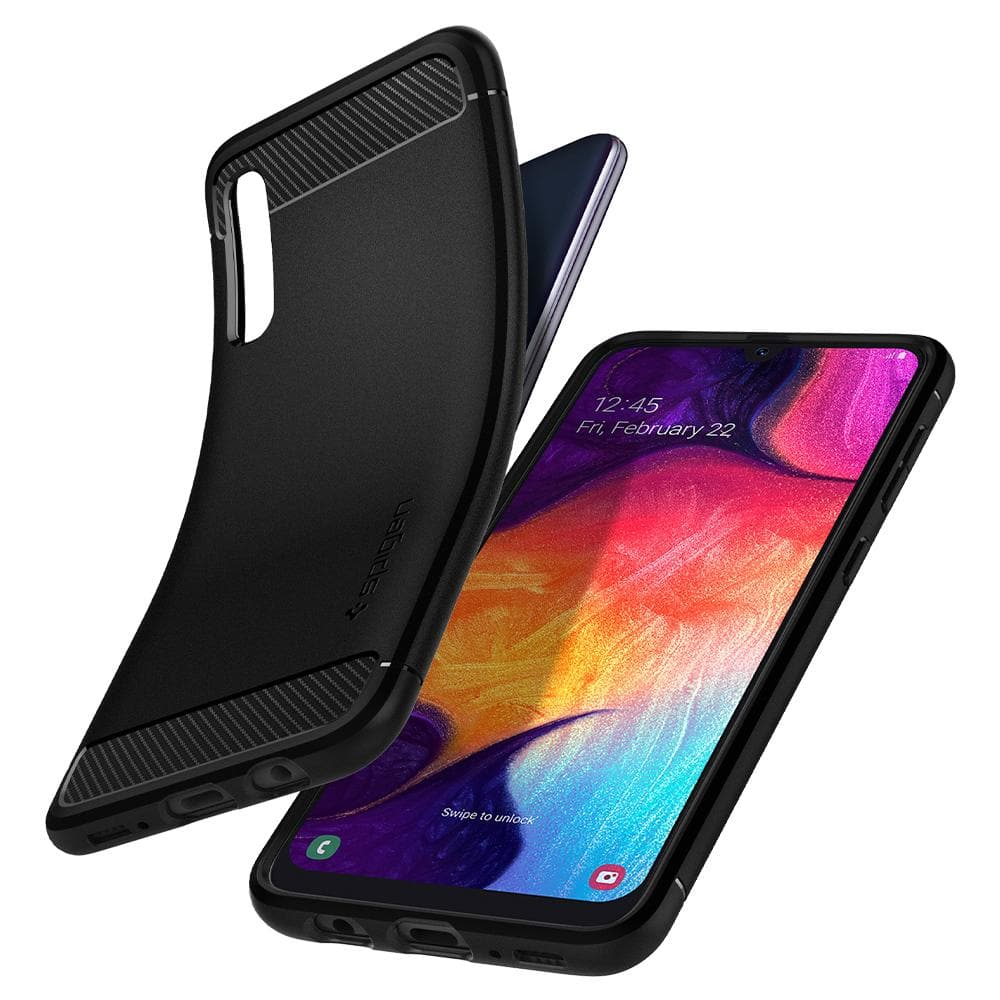 Galaxy A50 Case Rugged Armor