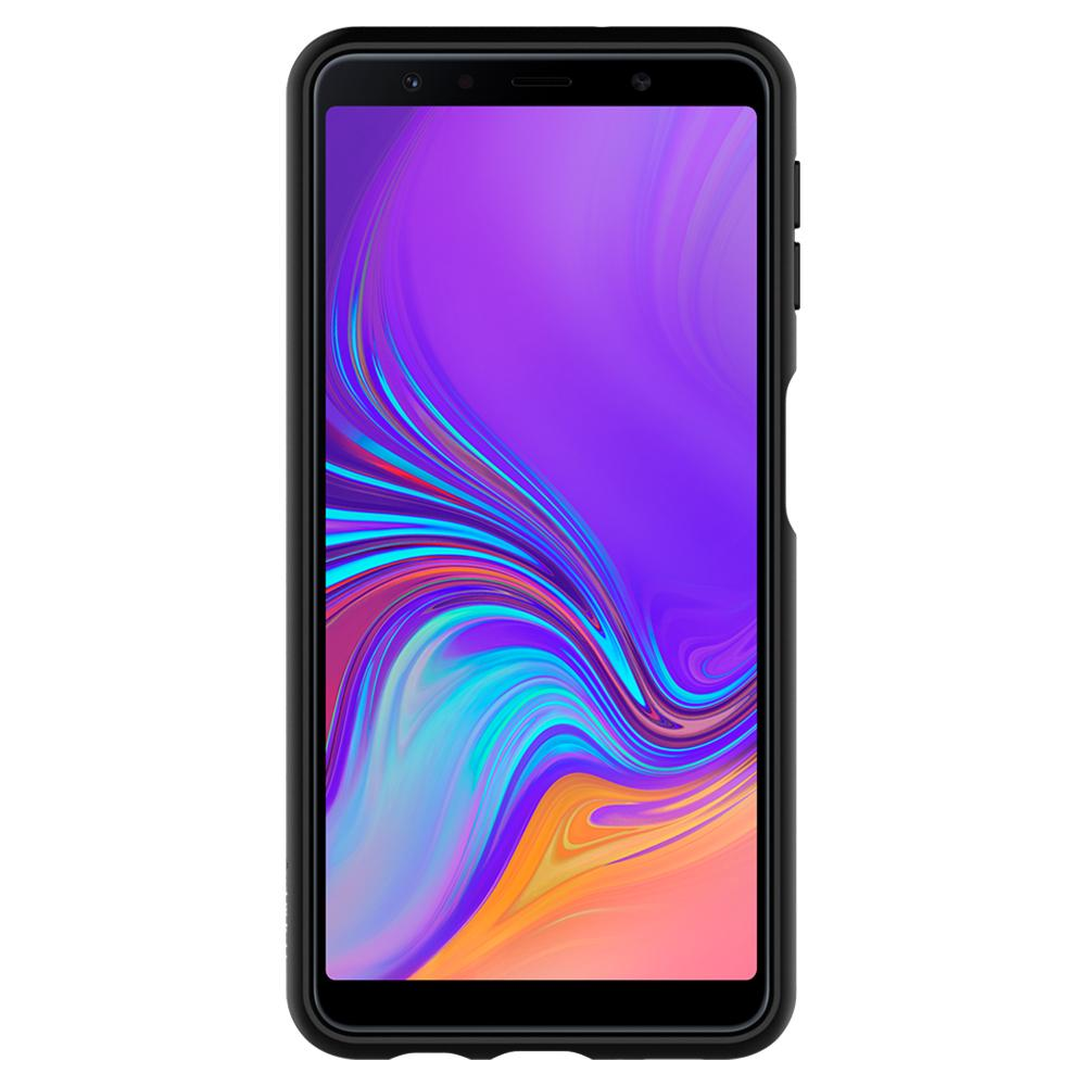 Galaxy A7 (2018) Case Liquid Air