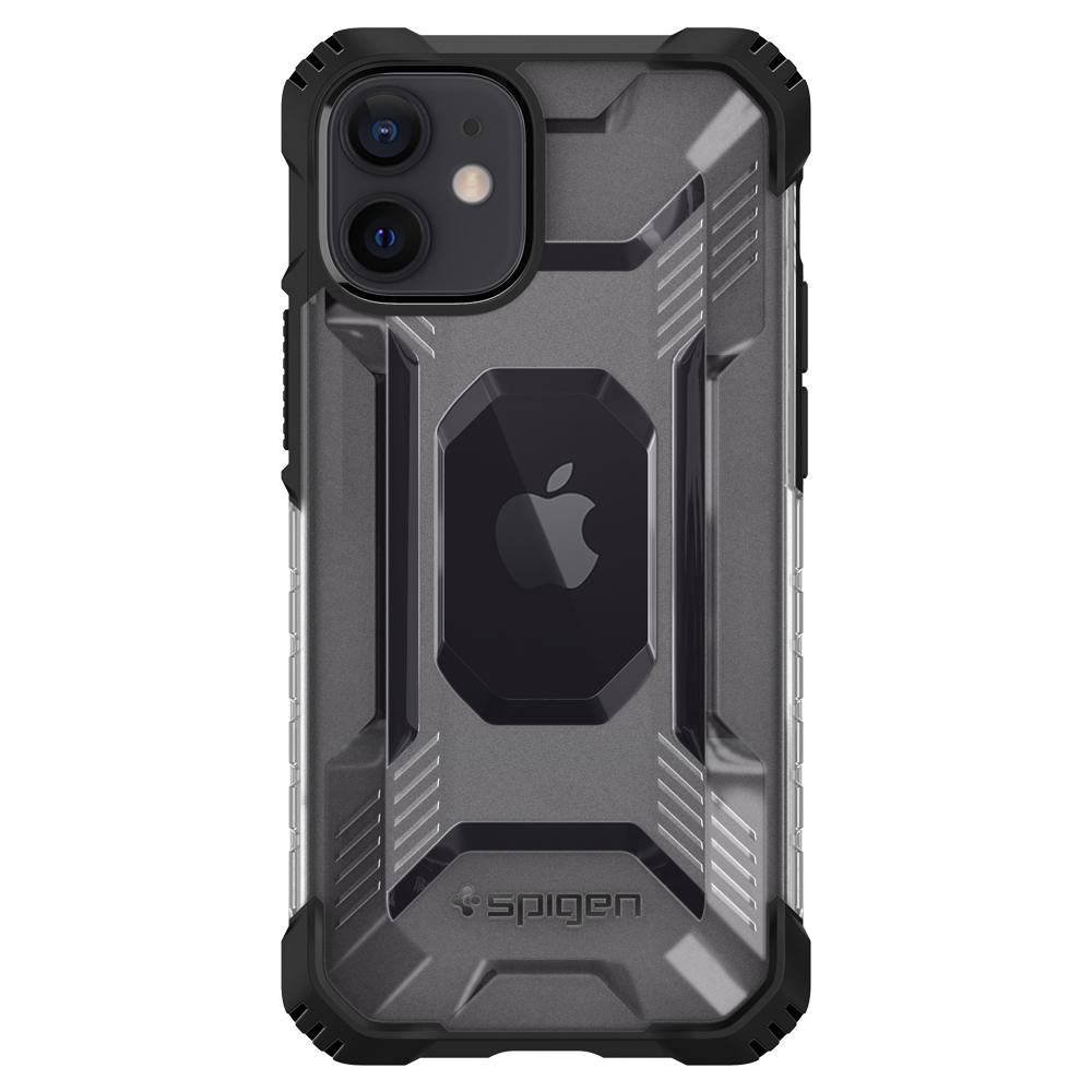 iPhone 12 Mini Case Nitro Force showing the back