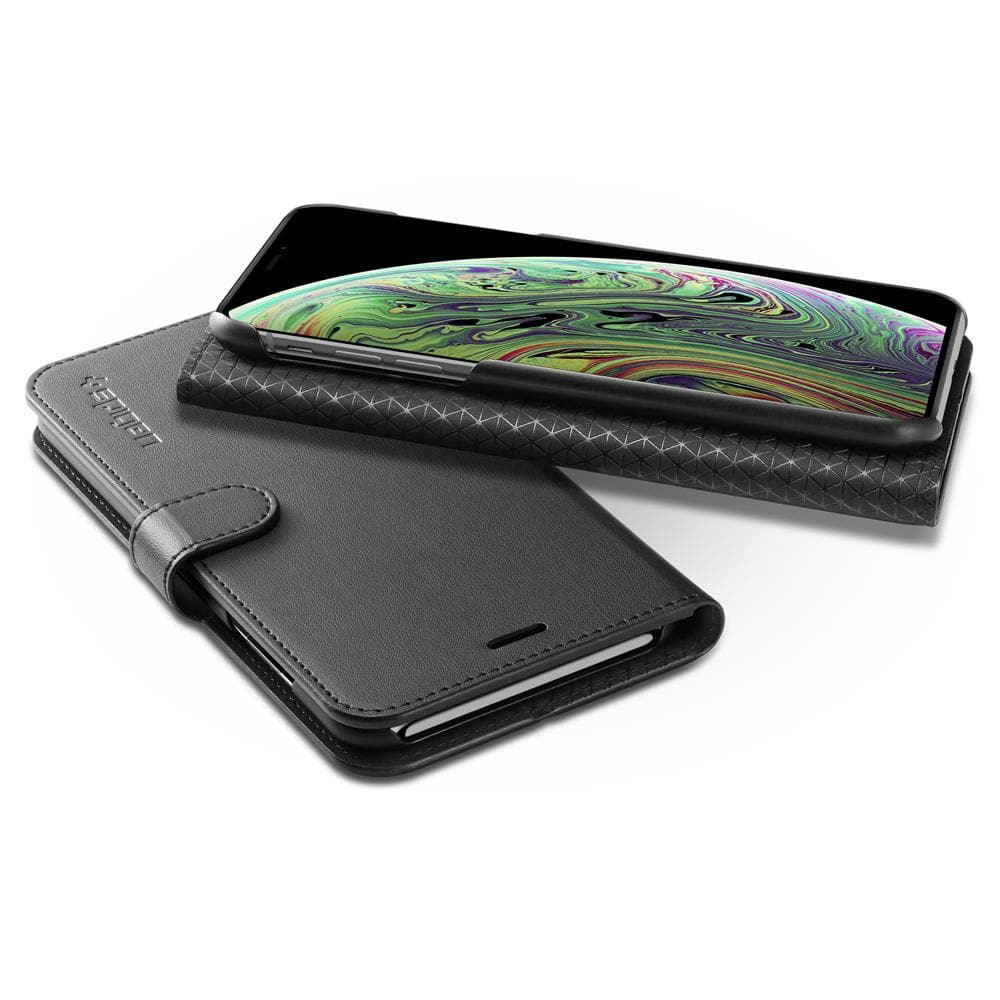 iPhone XS Case Wallet S