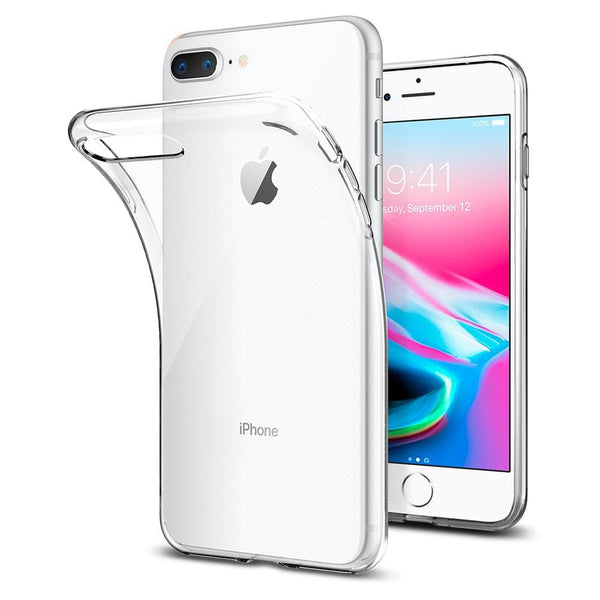 iphone 8 plus case liquid crystal spigen inc
