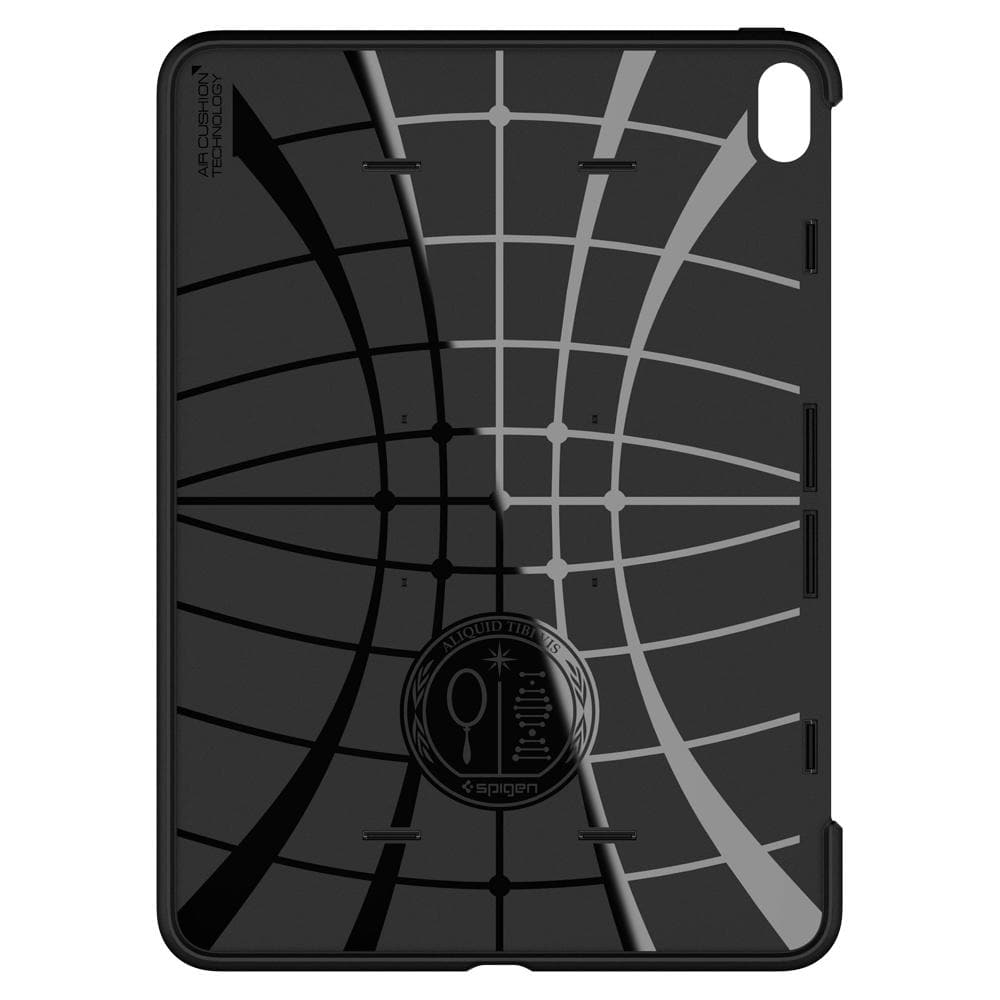 Tough Armor TECH	Black	Case	showing the inner lining.