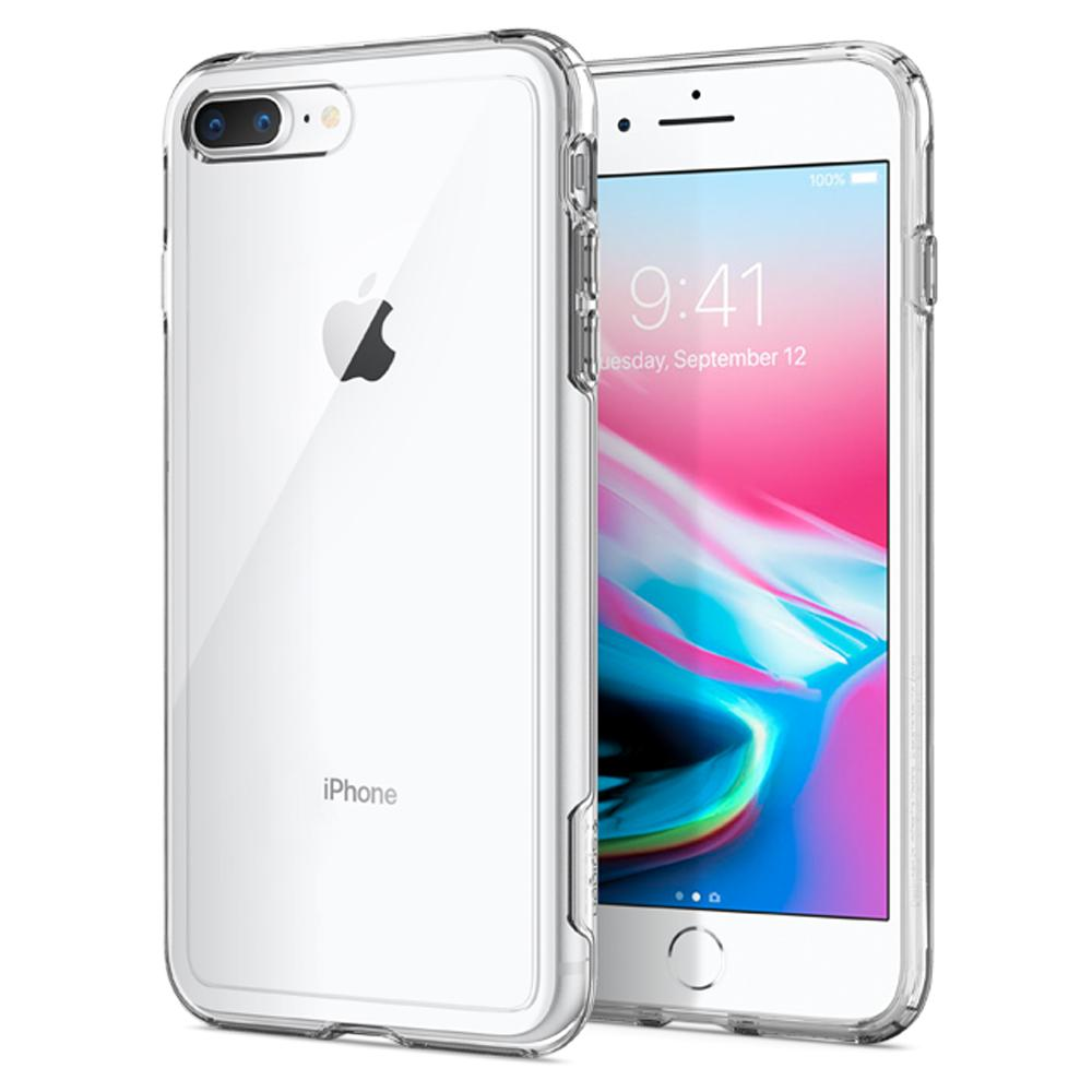 official photos 46007 06bbe iPhone 8 Plus Case Slim Armor Crystal