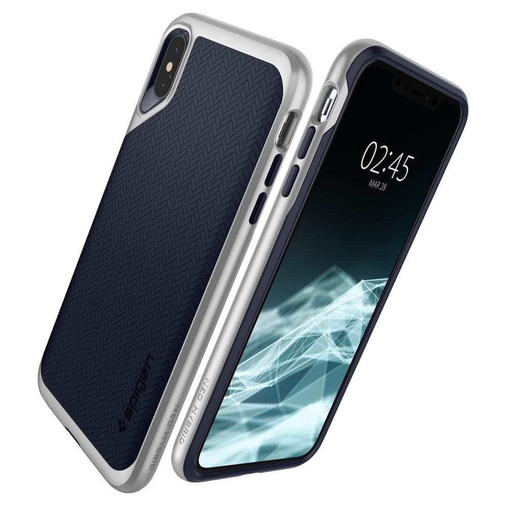 timeless design 462a6 c3a97 iPhone XS Max Case Neo Hybrid