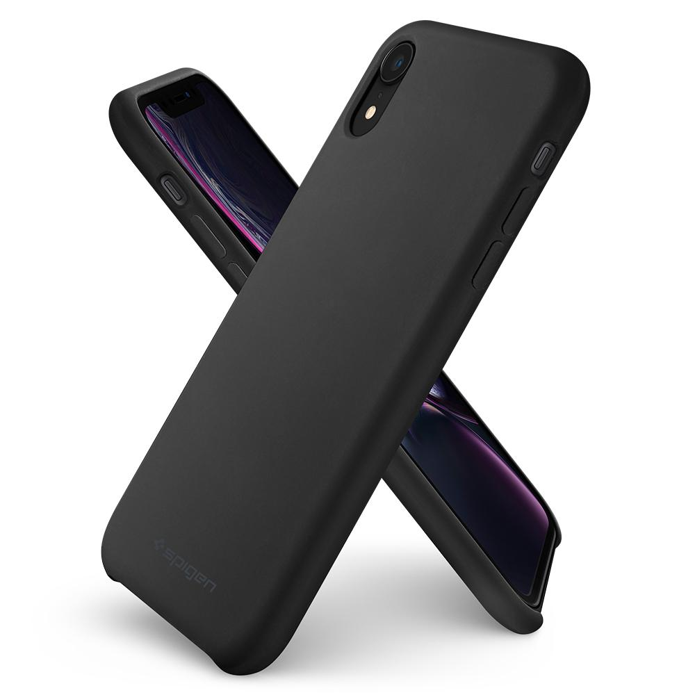 iPhone XR Case Silicone Fit