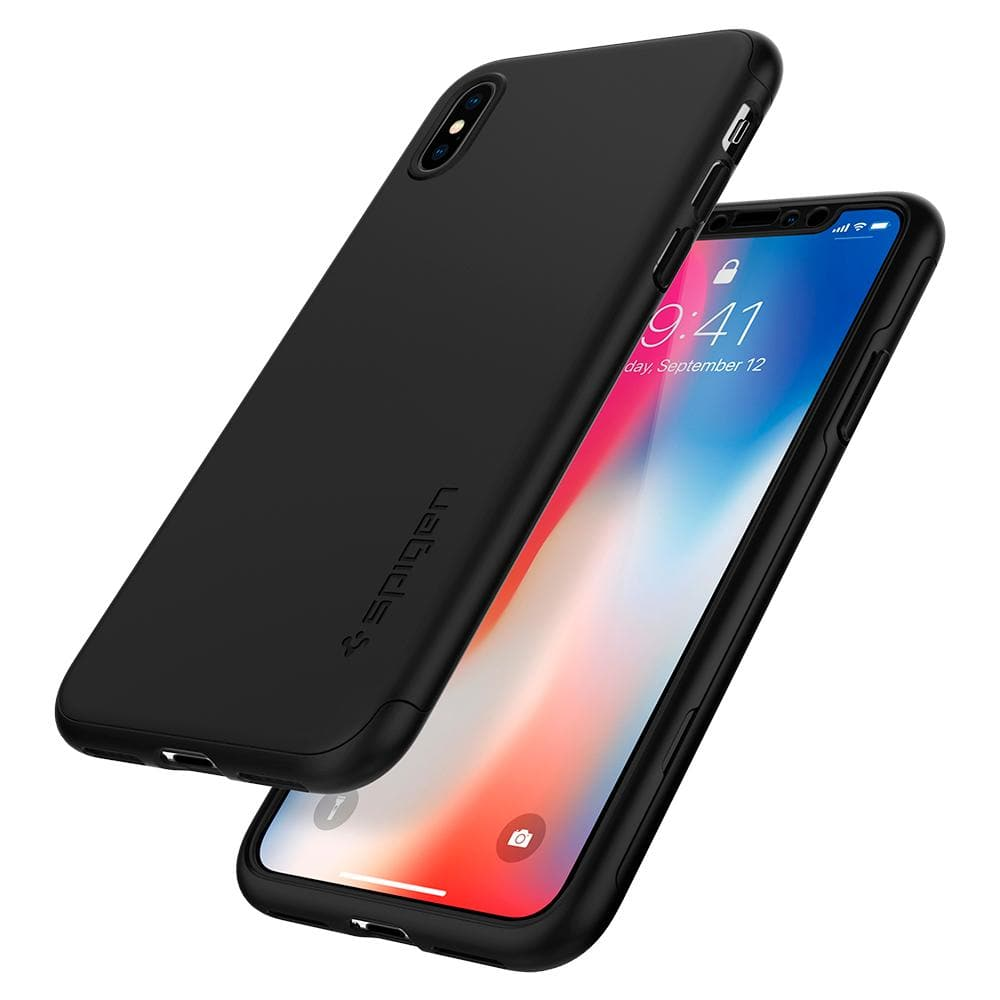 half off f189e 49092 iPhone X Case Thin Fit 360
