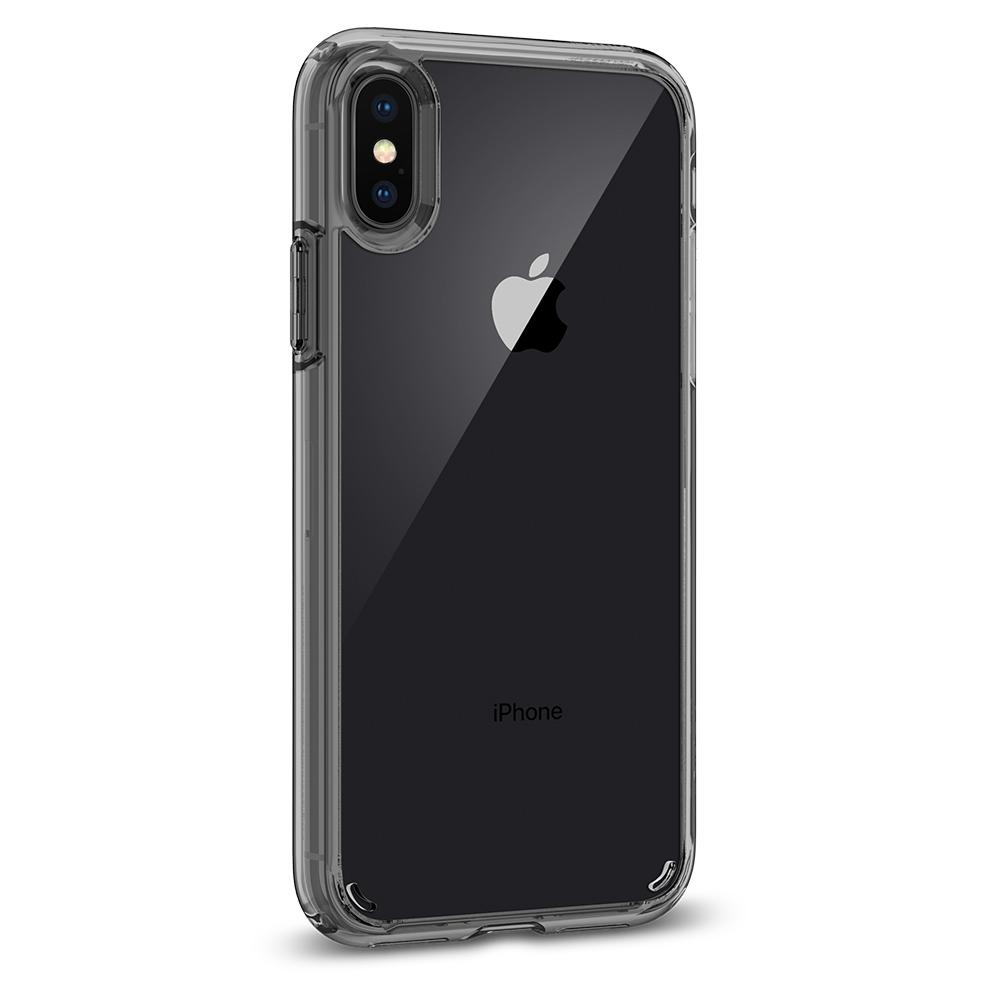 coque iphone x spigen rose