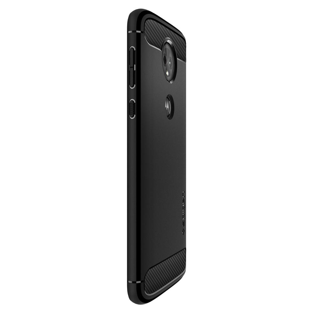 Moto E5 Plus Case Rugged Armor