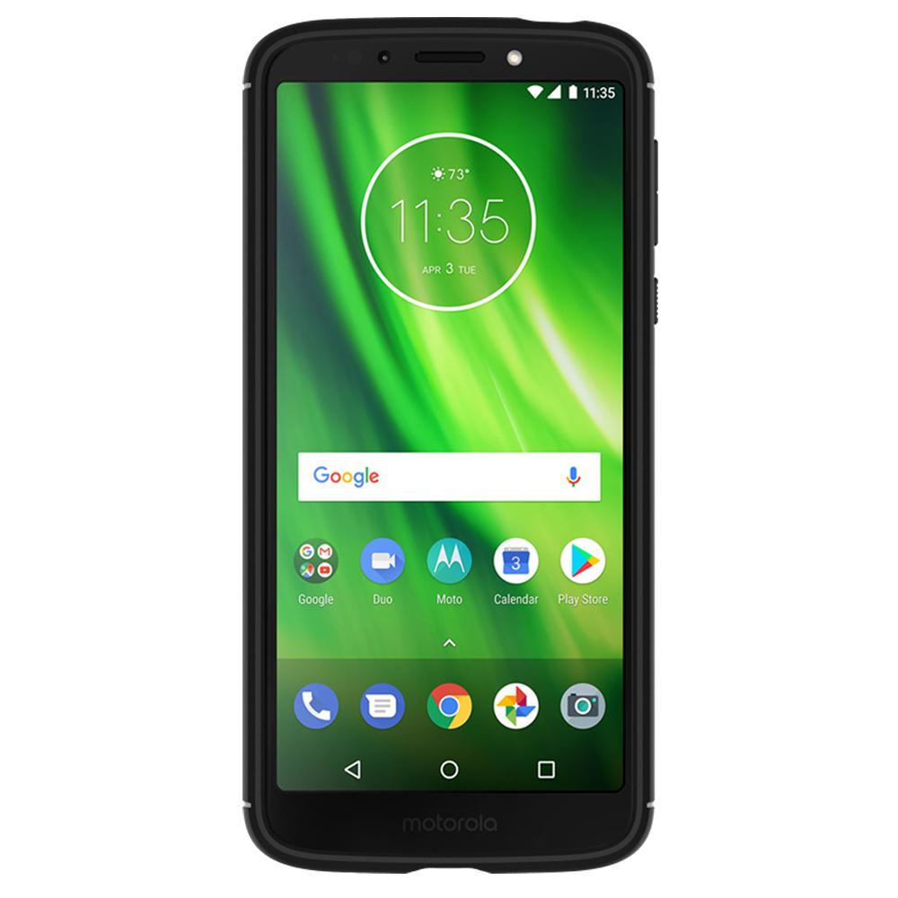 Moto G6 Play / E5 Case Rugged Armor