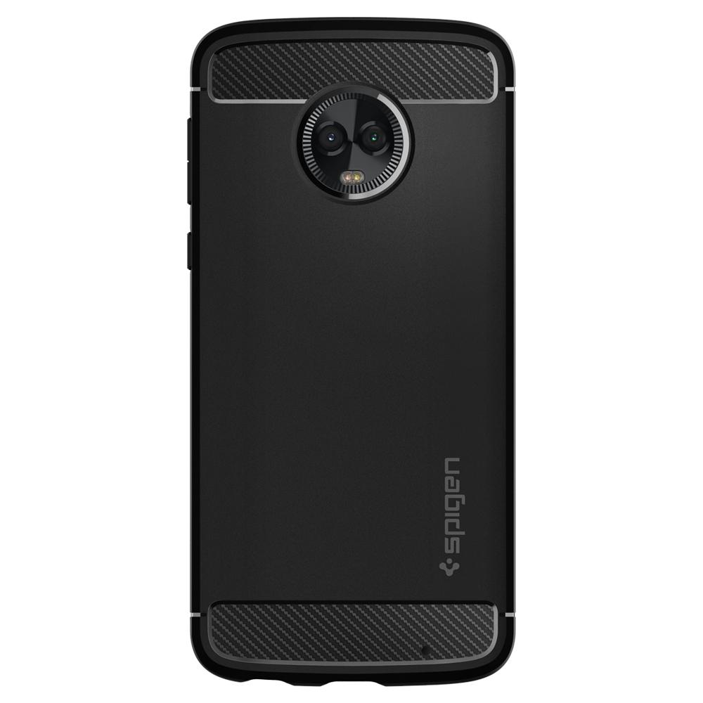 Moto G6 Plus Case Rugged Armor