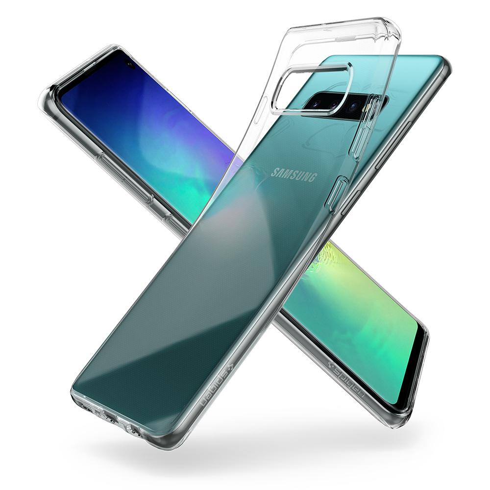 Galaxy S10 Case Liquid Crystal