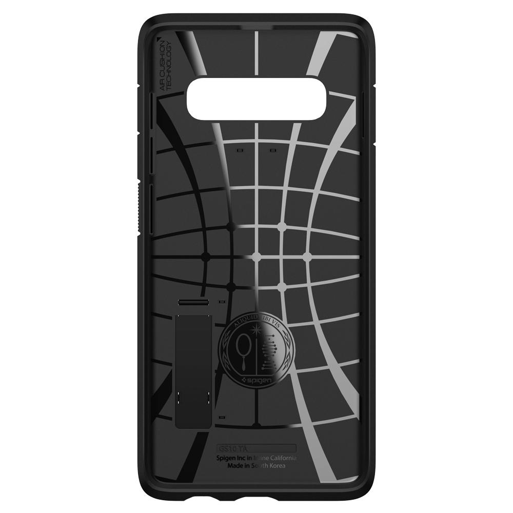 Tough Armor	Black Case	showing the inner lining.