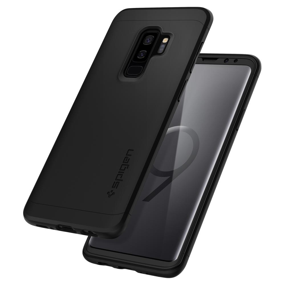 galaxy s9 plus case thin fit 360 spigen inc. Black Bedroom Furniture Sets. Home Design Ideas