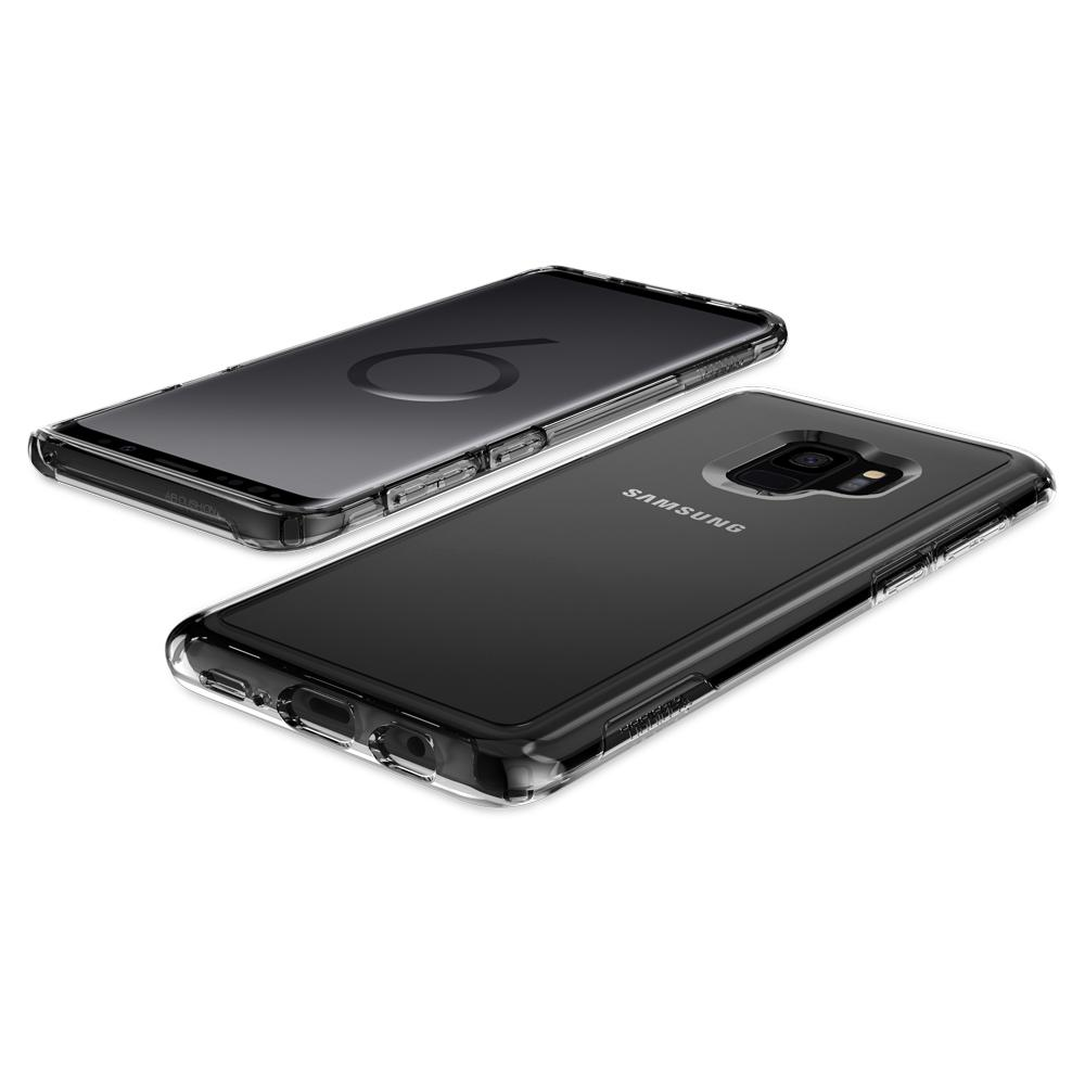Galaxy S9 Case Slim Armor Crystal