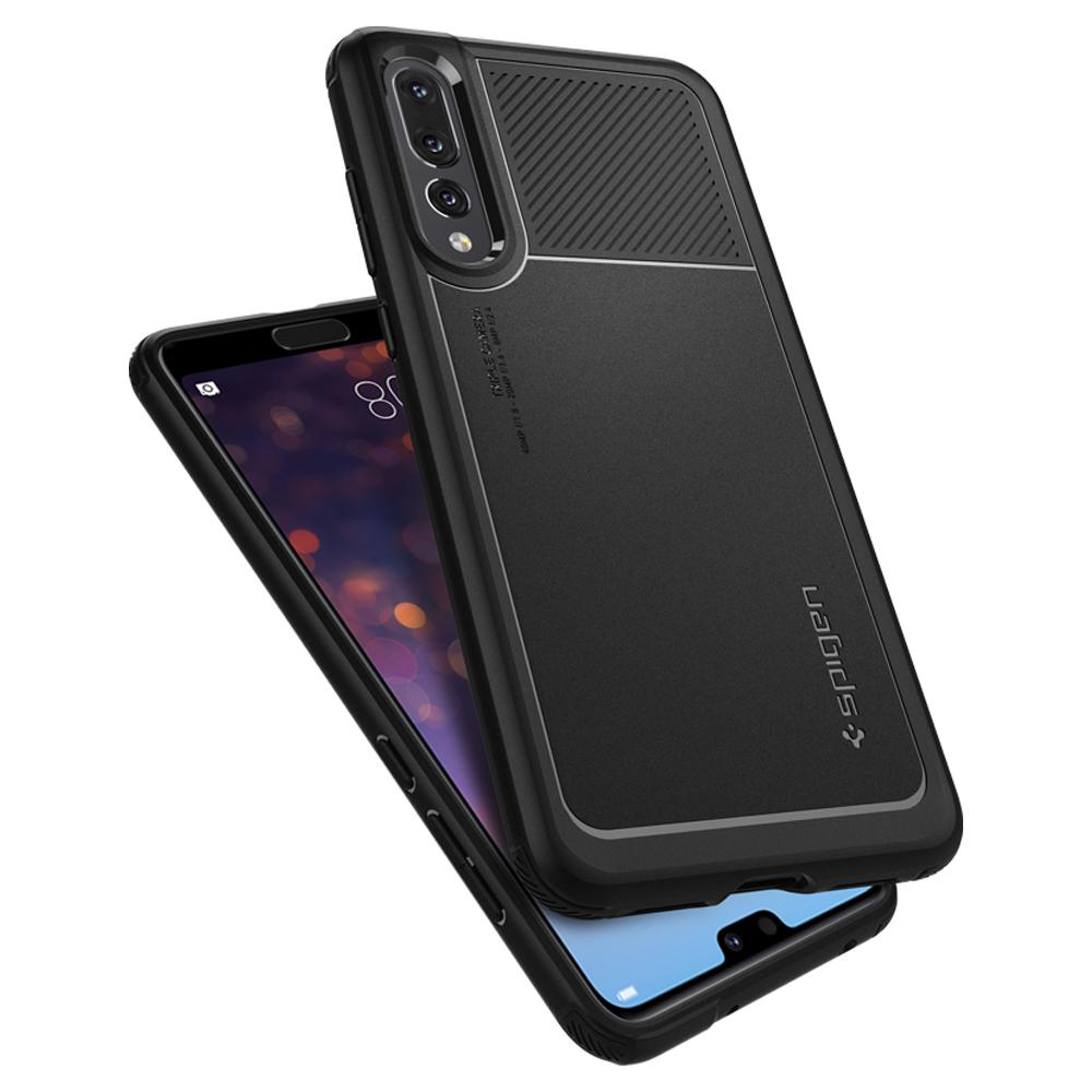 competitive price 4285a cd6e5 Huawei P20 Pro Case Marked Armor