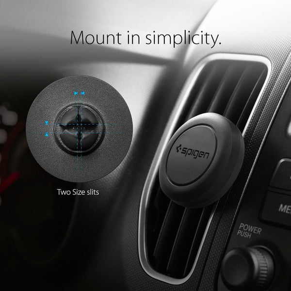 Spigen Kuel 174 A200 Magnetic Air Vent Car Mount Spigen Inc