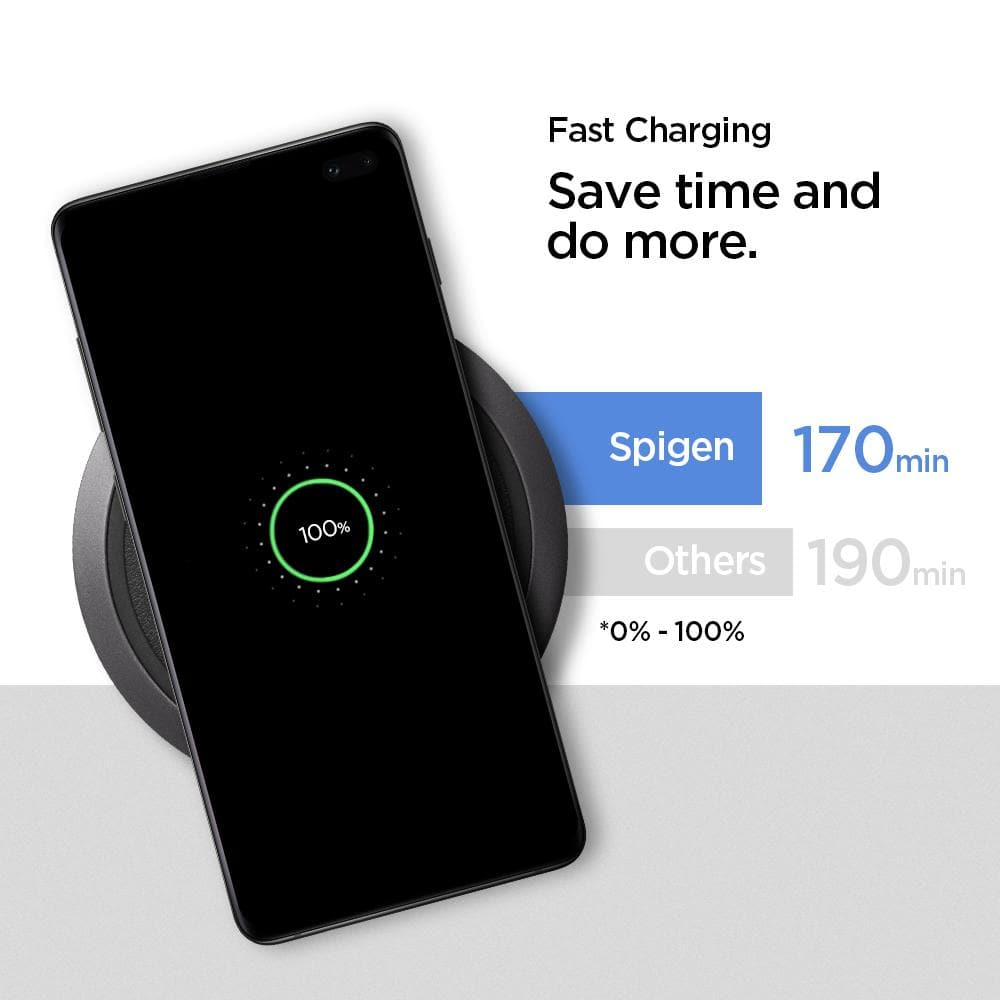 Leather Designed Fast Wireless Charger